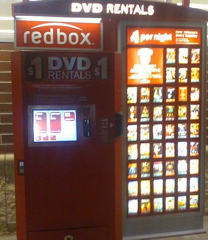 The Redbox at 34,000 Locations
