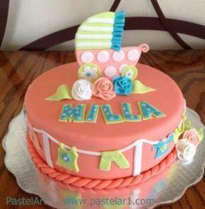 Tortas Y Pasteles Para Baby Shower 85