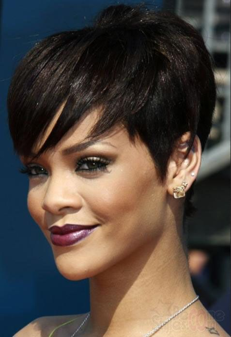 short asymmetrical haircuts for black women tapered haircut for black with front 4031 | 3c1957ad71f9d7eaa813175f3e0913b3