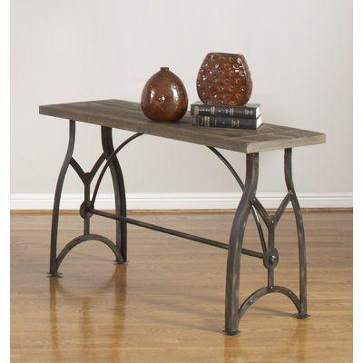Gracie Oaks Cabarita Console Table