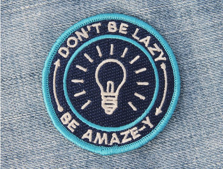 Excellent patches from University of Brooklyn on the blog!