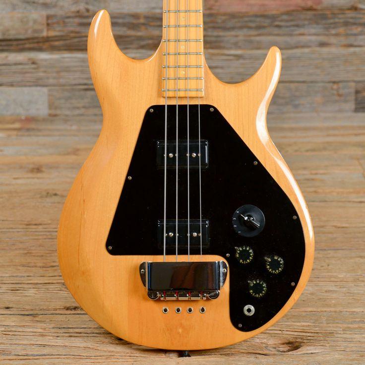 Gibson Ripper Bass Natural 1975 (s298)