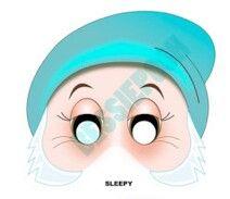 Sleepy (by BessiePooh @Etsy) #SnowWhiteAndTheSevenDwarfs