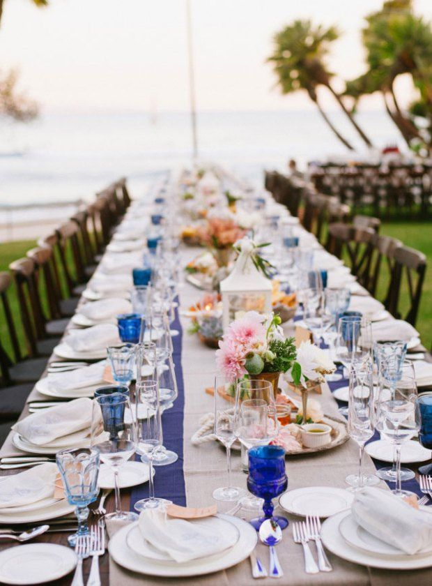all inclusive beach wedding destinations%0A   Stunning Ways to Set Your Beach Wedding Table