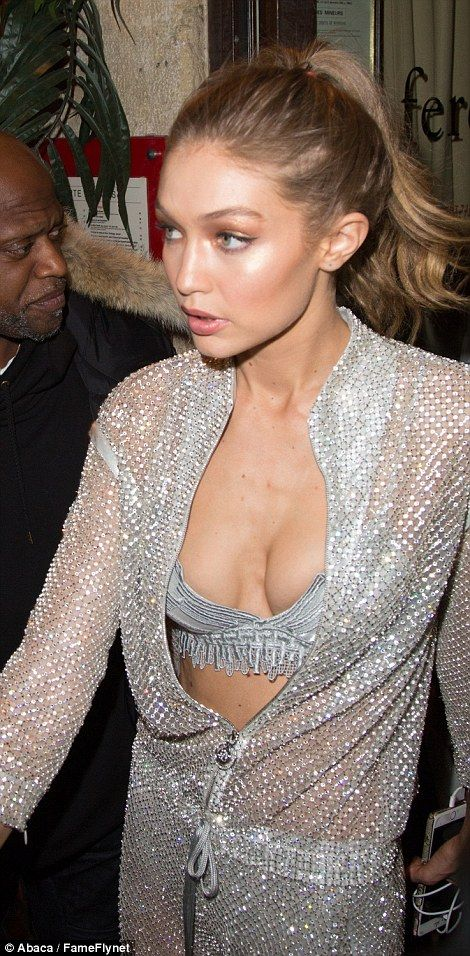 Let them eat... anything!Kendall Jenner and Gigi Hadid led their fellow supermodels strai...
