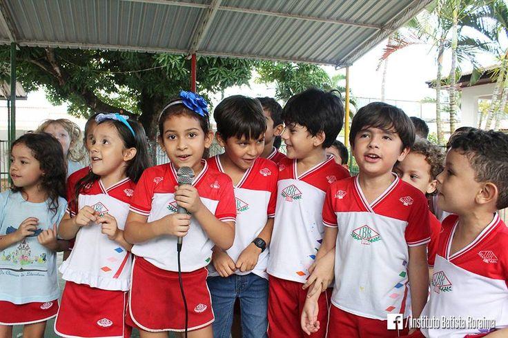 O Dia do Estudante foi comemorado no IBR com muitas atividades. Teve competição, brincadeiras e muita alegria com os pequenos do Maternal e Infantil IBR. Confira nosso álbum de fotos. #EuSouIBR #EscolaCristã #IBR35anos