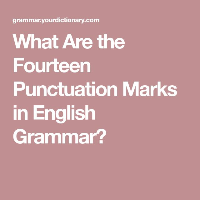 89 best act prep resources images on pinterest trigonometry what are the fourteen punctuation marks in english grammar fandeluxe Gallery