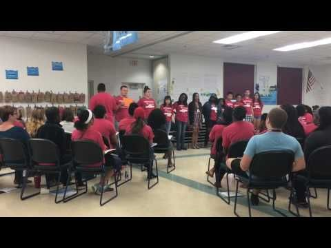 Marly Q. Speaks with College Students - YouTube
