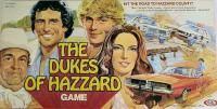 '80s Dukes of Hazard board game