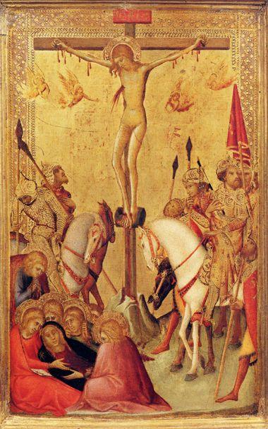 http://museolia.spezianet.it/images/opere/inv_187_big.jpg Bottega di Simone Martini Crucifixion mid- 14th century.