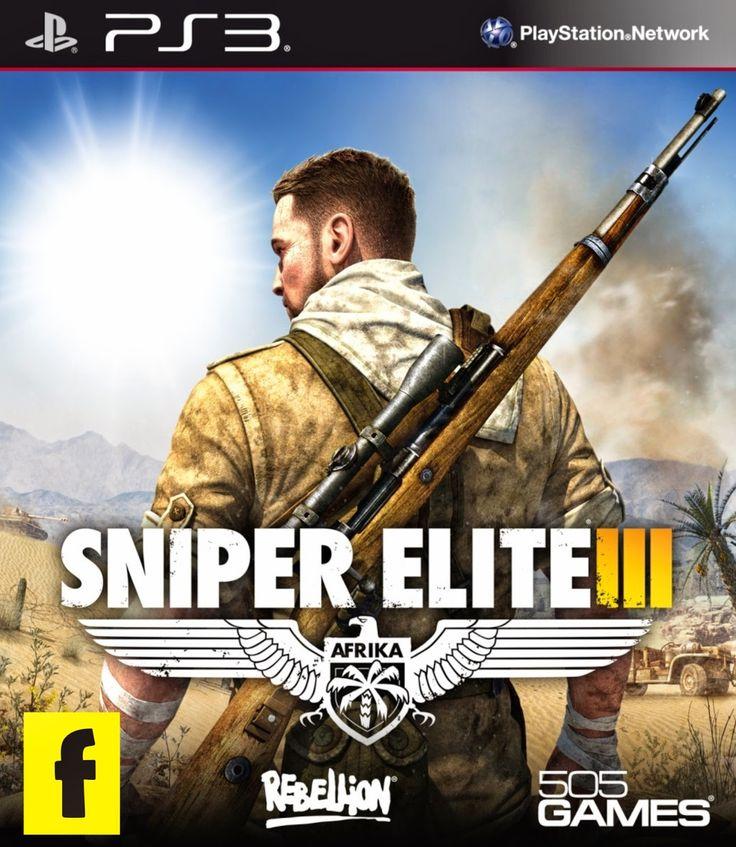 Sniper Elite 3   CFW 3.55 - 4.55   PS3 ISO Games Download