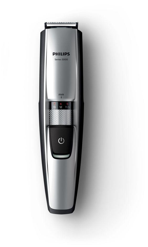 Beard trimmer: