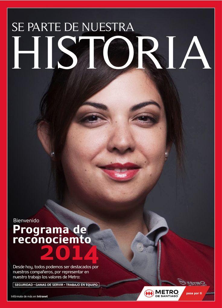 Metro: Campaña interna Reconocimiento