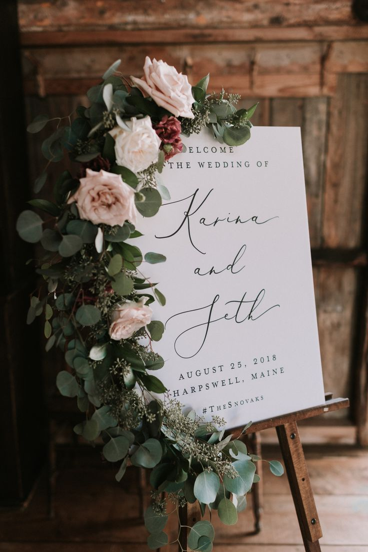 Rustic wedding at Live Well Farm in Harpswell, Mai…