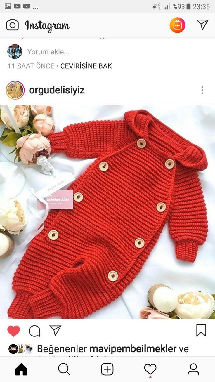 Pin by Laura Fink on Babywesten Stricken   Crochet baby