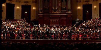 LIVE VIDEO Orchestra Regală Concertgebouw din Amsterdam, în direct, pe adevărul.ro