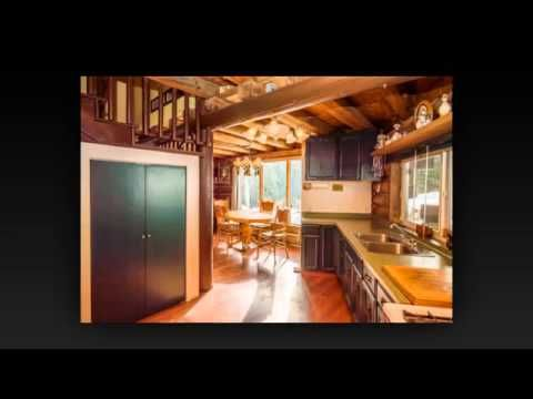 ▶ 829 Bobbie Burns Rd, Lumby - YouTube   Cosy, rustic 2 bedroom log cabin powered by 7800 watt generator, propane fridge, stove & hot water on demand.  Lovely garden & landscaping with a creek running through this peaceful, beautiful property. Just 45 min. from Vernon or 25 min. from Lumby.