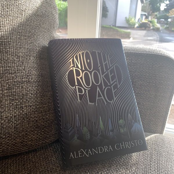 We Re Kicking Back With Our Book Date Into The Crooked Place By Alexandra Christo In This Dark And Gritty Fantasy Four Outsi Books My Books Facebook Sign Up