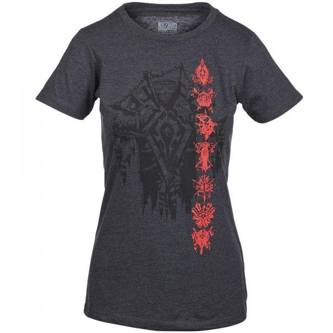 World of Warcraft Horde Icons Shirt - Women's
