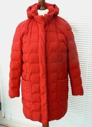 Kaufe meinen Artikel bei #Kleiderkreisel http://www.kleiderkreisel.de/damenmode/daunenjacken/144467967-fuchs-schmitt-daunenjacke-abnehmbare-kapuze-schones-rot-gr-40-top