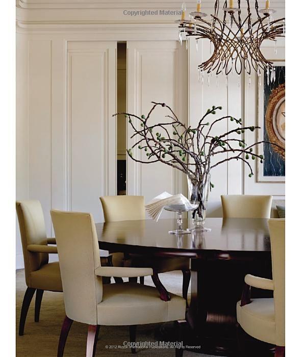 Best Designer Barbara Barry Images On Pinterest Baker - Barbara barry dining table parsons