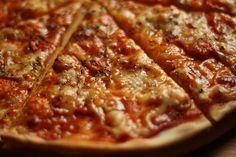 U nás na kopečku: Pizza, pizza, pizza - domácí recept na těsto