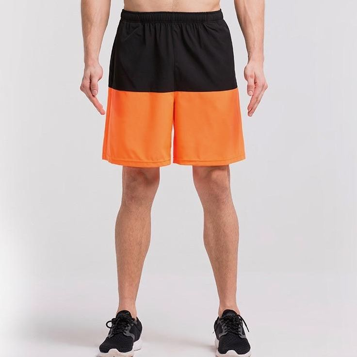 Two Tone Sports Shorts