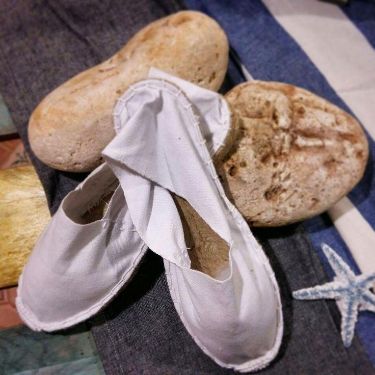 #espardenyes #mallorquines #esparto #mallorca #shoes #whiteshoes #summer #shop #buy #tienda #zapatillas