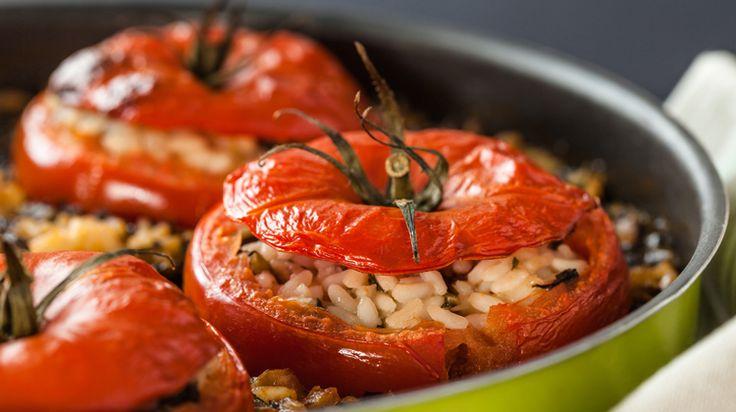 Recette facile : Tomates farcies aux riz