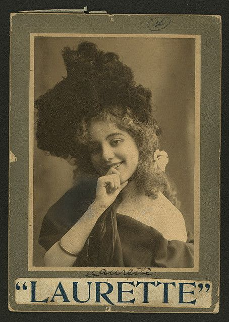 """Laurette Taylor became the biggest star of her day in 1912 when the stage play Peg o' My Heart opened. Highly sought after to enter films, she appeared in three silent films between the years 1922 to 1925. Her career declined or a number of years until she made acclaimed comebacks in the films """"Outward Bound"""" and """" The Glass Menagerie"""""""