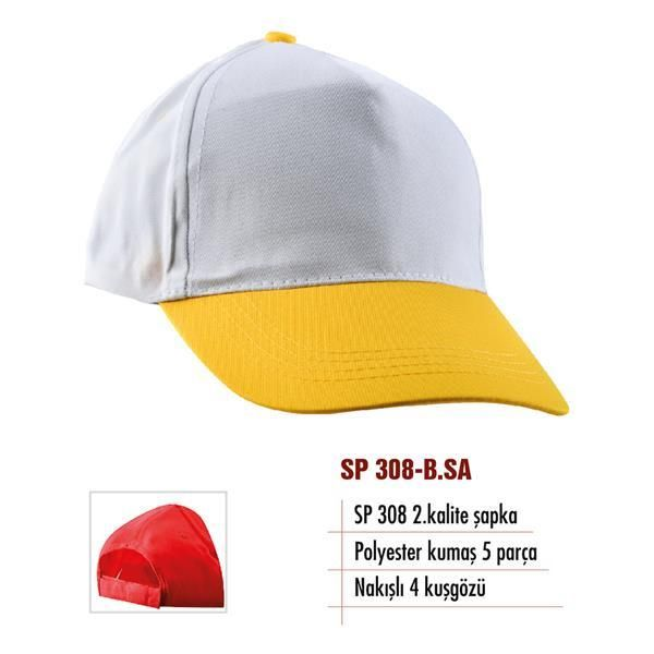 ... 2. Kalite Şapka SP 308 - B. SA ... Tüm ürünler için beğen >>> @PropagandaKKTC