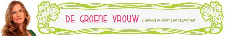Lekker voor mama als het zo warm is: Fris, maar dan goed: 10 kruidenwaters van De Groene Vrouw