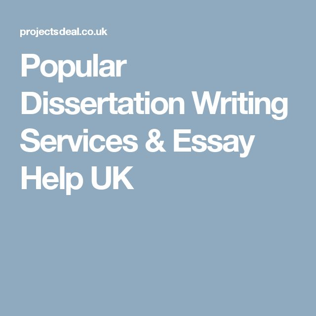 Phd thesis writing services uk roads