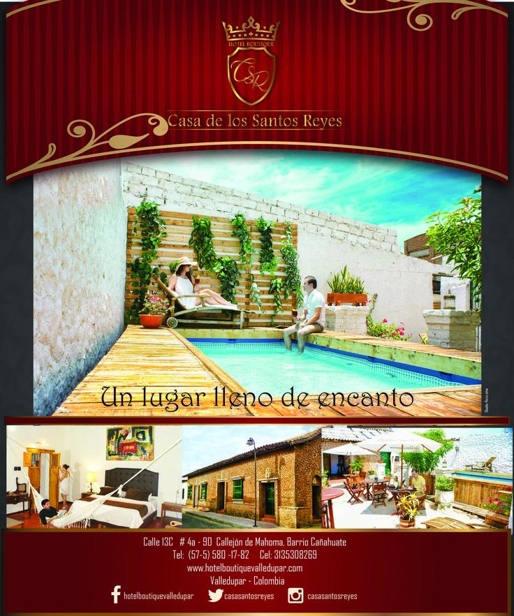 Hotel Boutique Casa de Los Santos Reyes Valledupar Calle 13C #4a - 90 Barrio Cañaguate, Callejon de Mahoma, Valledupar, Cesar (Colombia)  Casa de los Santos Reyes, una joya patrimonial convertida en un hermoso HOTEL BOUTIQUE centro histórico de Valledupar #hotelboutique  #valledupar  #hotelenvalledupar   #hotelvalledupar   #valledupar   #hotelesenvalledupar    #agua #hotellujoso  #hotelboutique  #hotelesconencanto  #piscina  #romantic   #romántico  #hotelcolonial   #riadcolonial  #colonial