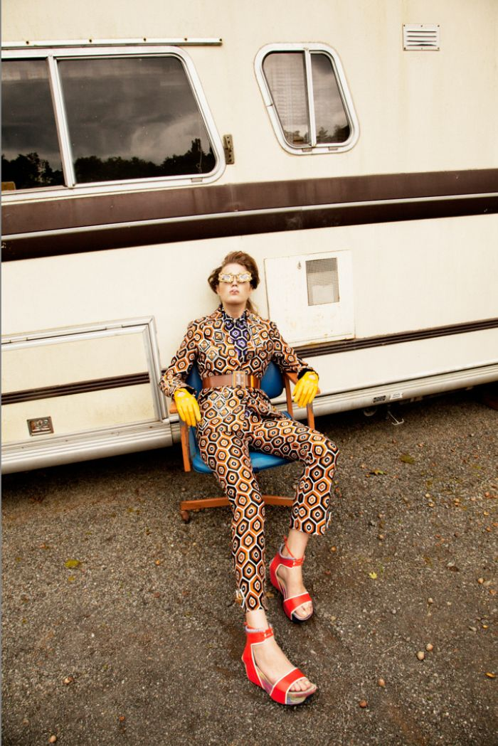 Fashion Editorial: Welcome to the Four Seasons Motel