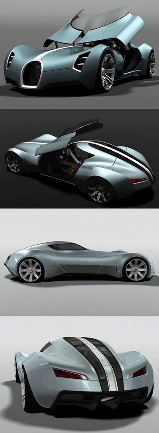 Concept car Bugatti Aerolithe . Top cars ~ Aurora Bola Photo Blog - Cool Cars Photo