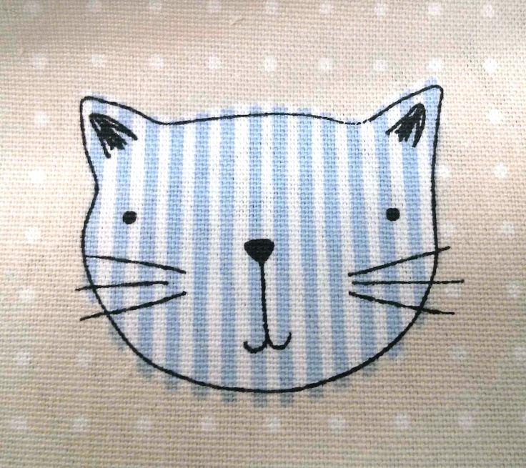 'Cool Cats', Fryetts fabrics
