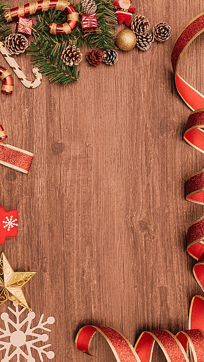 Christmas Cute Festive Background in 2020 Christmas