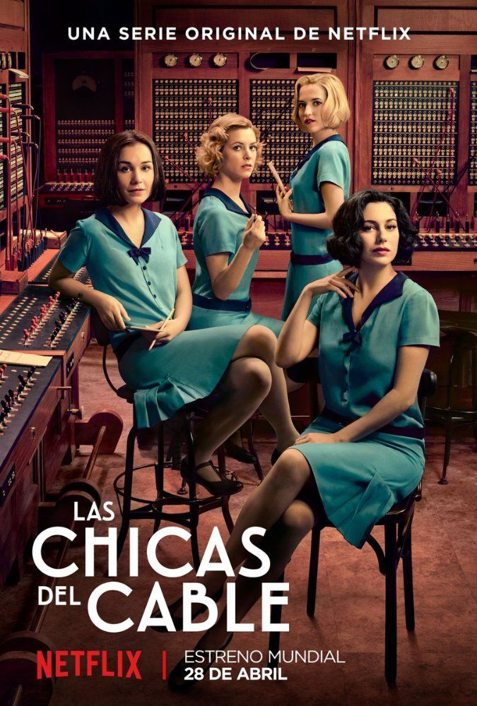 Created by Ramón Campos, Teresa Fernández-Valdés, Gema R. Neira.  With Maggie Civantos, Nadia de Santiago, Iria del Río, Ana Fernández. Set in the 1920s, this is the story of four women from different backgrounds newly hired as operators for a phone company.