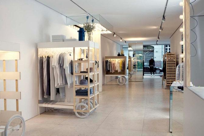 shop interior - very nice