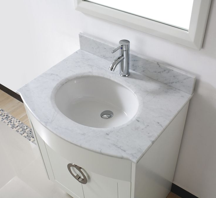 Lovely White Vanities For Small Bathrooms Part - 7: 9 Outstanding Vanity Sinks For Small Bathrooms Foto Ideas