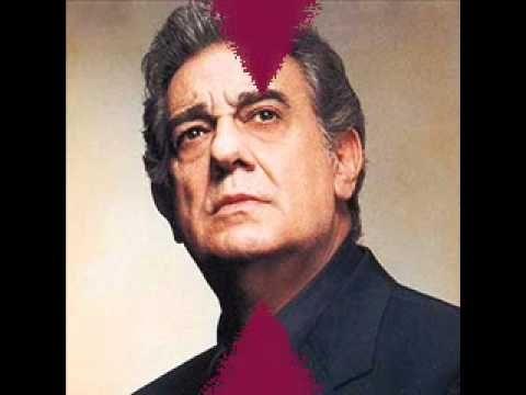 Placido Domingo -  Mattinata (Leoncavallo)