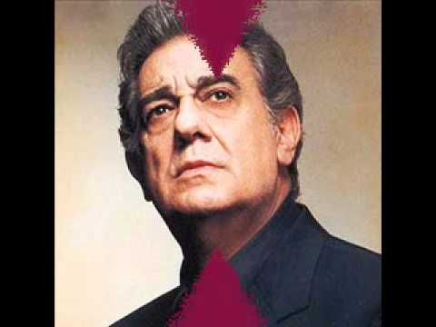 Placido Domingo -  Mattinata (Leoncavallo)
