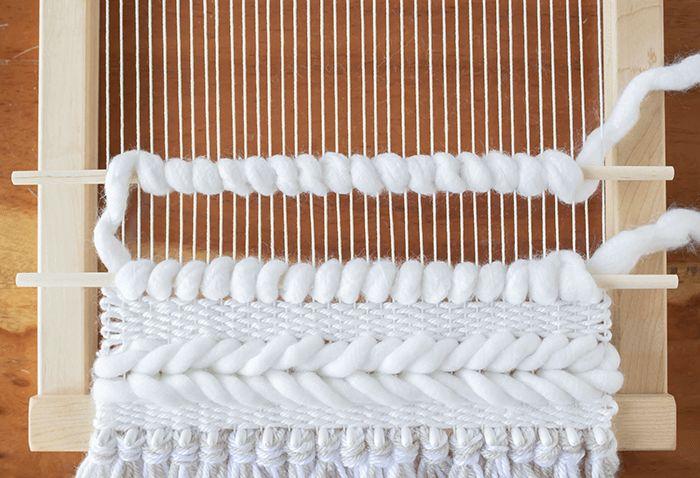 Weaving Techniques/Adding Texture: Pile Technique