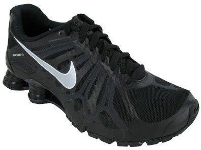 Nike Shox Rivalry Femme Noir