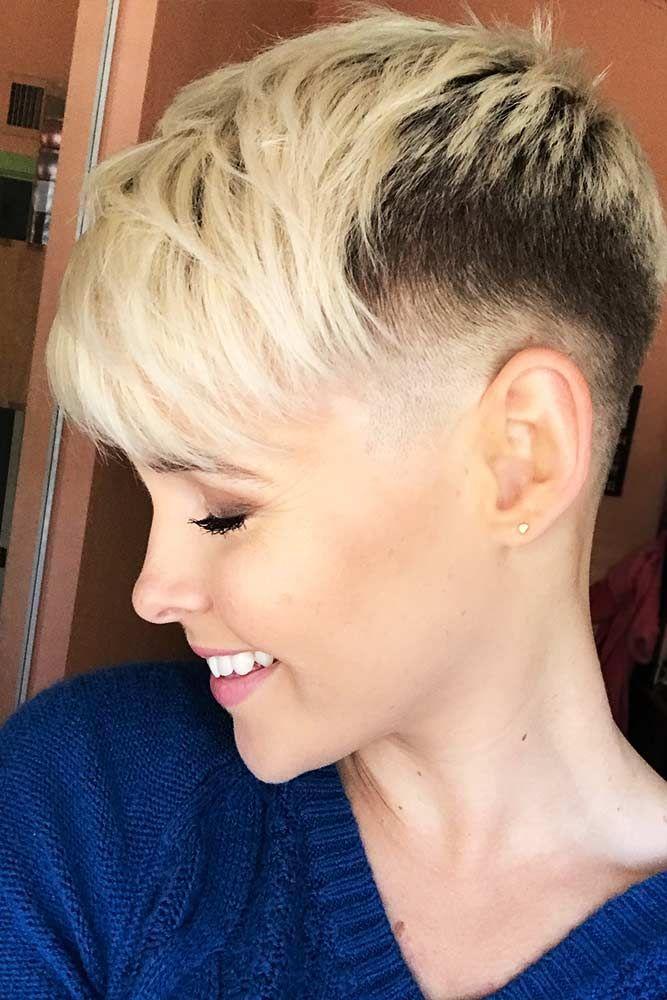 Creative Fade Haircut Ideas Every Stylish Lady Should