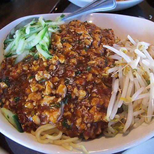 p. f. chang's dan dan noodles recipe | restaurant recipes