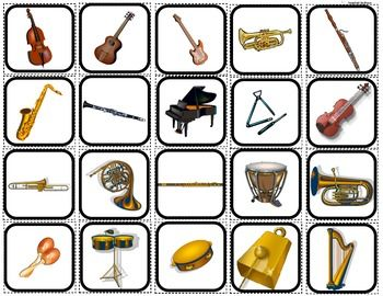 142 best images about Instruments of the orchestra on Pinterest ...