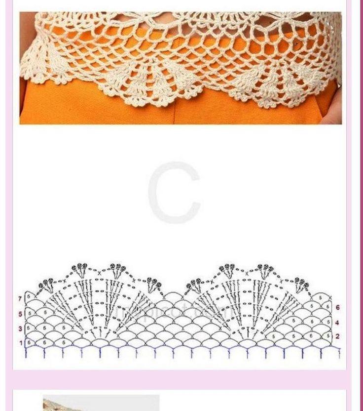 51 best Todo Crochet images on Pinterest   Crochet flowers ...
