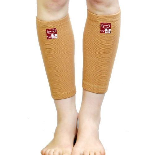 Vitane Perfekt Calf Support (Pair)/ Calf Muscle Cramp/Ache/Strain  - Provide comfort, support and controlled compressions.  - It reduces painful muscle cramp and provides effective releif for aching calf muscles.  - It improves blood circulation and ease muscle strain.